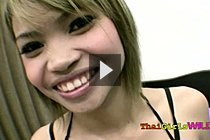 Shaved Thai Girl Jan Sucks White Cock And Fucks